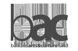 Balkan Arts & Culture Fund logo